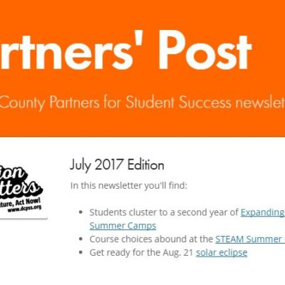 Partners' Post July 2017