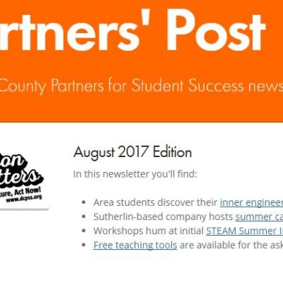 Partners' Post August 2017