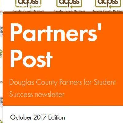 Partners' Post October 2017