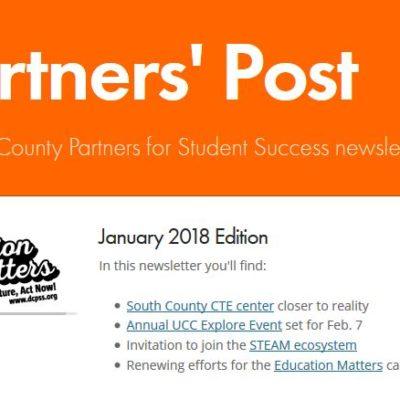 Partners' Post January 2018