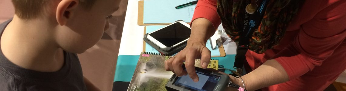 A stream of fields