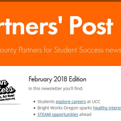 Partners' Post February 2018