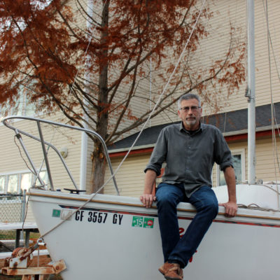 Setting sail: CCL coordinator works to inspire students